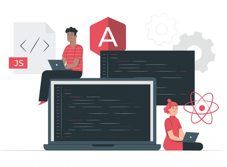 A brief overview of Angular & React.js